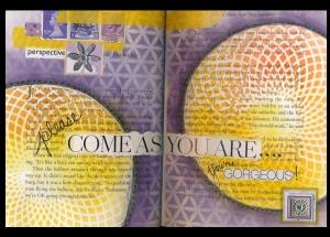 Art Journal come as you are