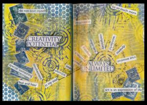 Art Journal Creativity Potential