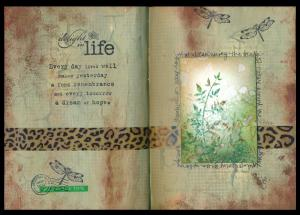 Art Journal delight in life