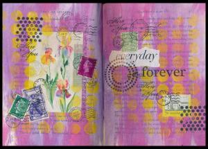 Art Journal everyday forever