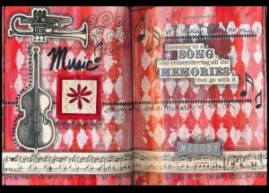 Art Journal music
