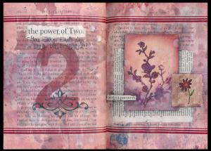 Art Journal power of 2