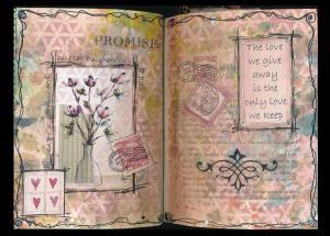 Art Journal promise
