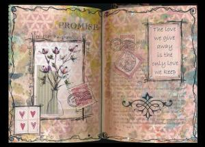 Art Journal promise