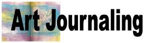 Art Journaling Page title