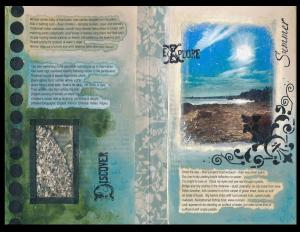 Art Journal Cates Park 2