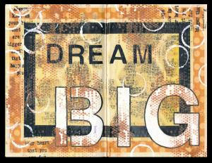 Art Journal Dream Big