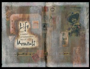 Art Journal Moments