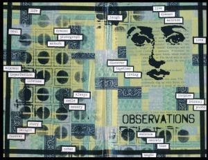 Art Journal Observations