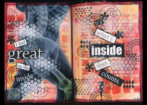 Art Journalwhats inside