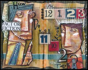 Art Journal - Fact or Fiction