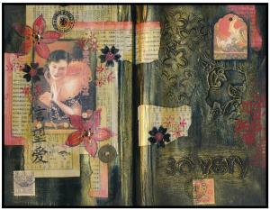 Art Journal - So Very